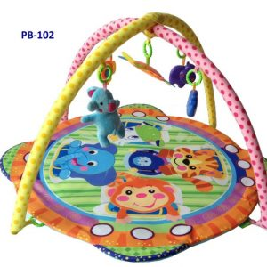 Playmat Animal Bulat PB-102