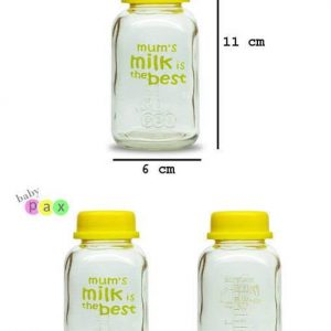 Baby Pax Glass Bottle 150ml