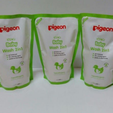 Baby Wash 2in1