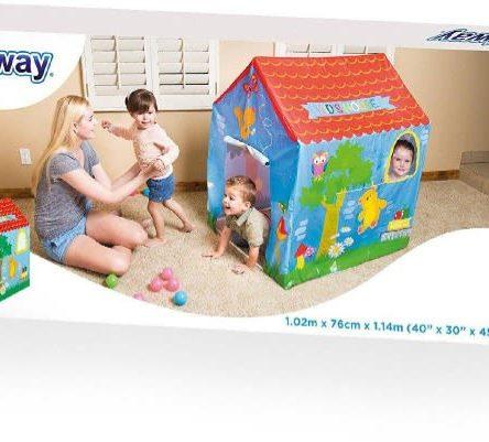 Tenda Rumah Bestway / Play House Bestway Biru