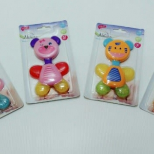 Water Filled Teether Bear Nature