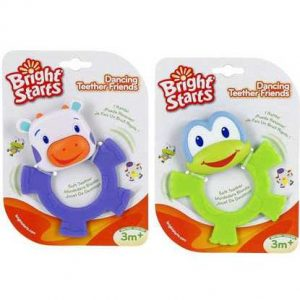 Teether Brights Starts Dancing teether Friends