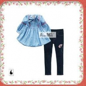 Stelan Dress Jeans Blue Ann Mee2