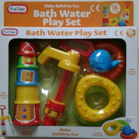 Bath Water Play Set