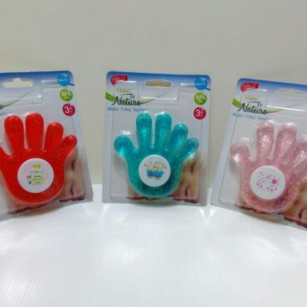 Water Filled Teether Nature Hi-5