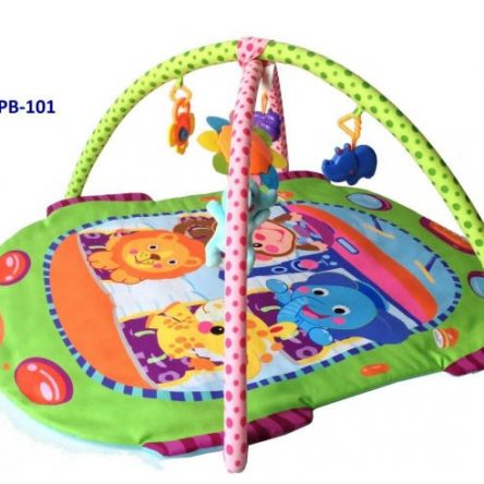 Playmat Animal Bulat PB-101