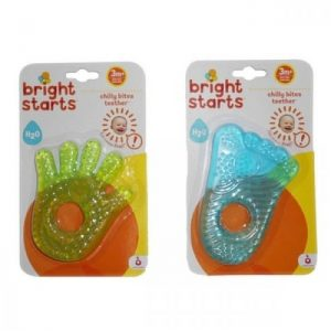 Teether Bright Starts Chilly Bites Teether