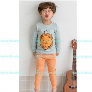 SGW11 Pajamas Regular Size Model E